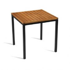 Vanna Ice Square Dining Table